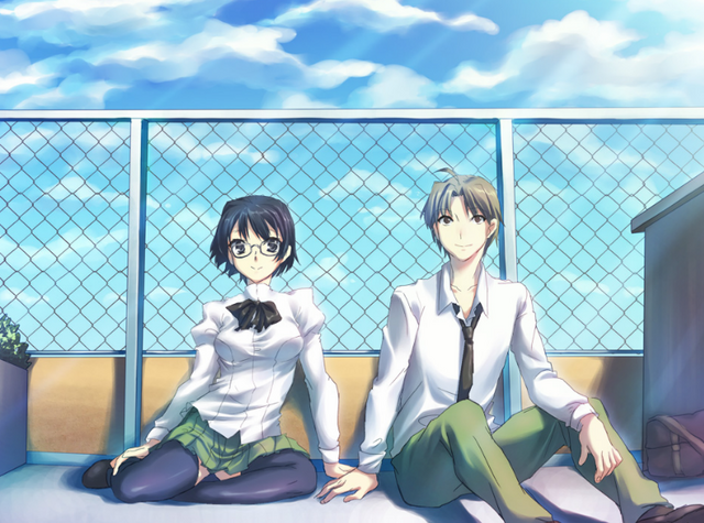 File:Hisao eating with Shizune.png