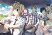 Shizune car