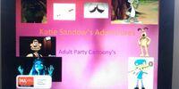 Katie Sandow's Adventures: Adult Party Cartoony's