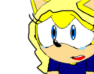Katie Sandow cry sonic style