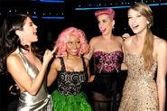 Nicki Minaj Katy Perry Taylor Selena