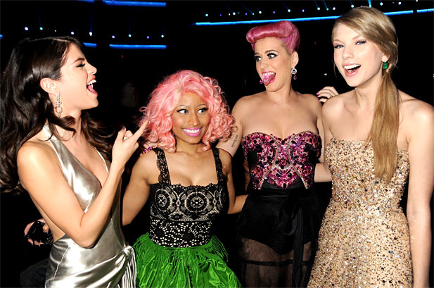 File:Nicki Minaj Katy Perry Taylor Selena.jpg
