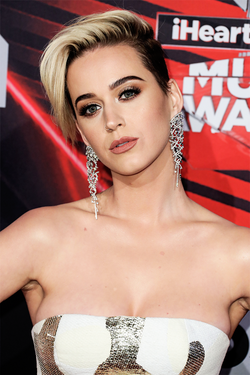 Katy Perry IHRA 2017