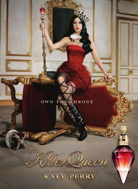 Killer queen poster