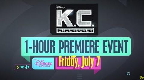 K.C. Undercover - Season 3 Promo