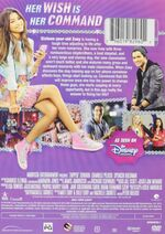 Zapped DVD (Back)