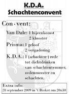 Schachtenconvent 09-10