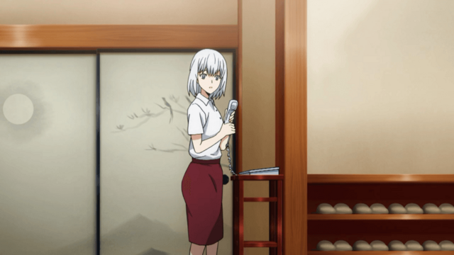 File:Sayaka's Mother picks up the phone.png