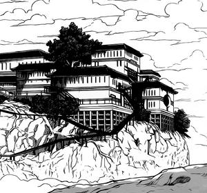 Sousui Castle