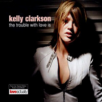 File:Kelly Clarkson - The Trouble With Love Is CD cover.jpg
