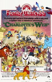 Pooh's Adventures of Charlotte's Web