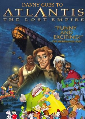 Danny Goes to Atlantis- The Lost Empire