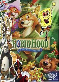 Spongebob and friends meet Robin hood