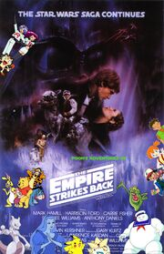Pooh's Adventures of Star Wars Episode V The Empire Strikes Back
