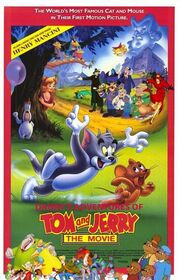 Danny's Adventures of Tom and Jerry- The Movie