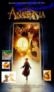 Romeo's Adventures of Anastasia Poster