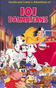 Huckle and Lowly's Adventures of 101 Dalmatians