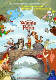 Simba, Timon, and Pumbaa's Adventures of Winnie the Pooh
