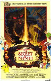 Pooh's Adventures of The Secret of NIMH