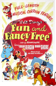 Pooh's Adventures of Fun and Fancy Free