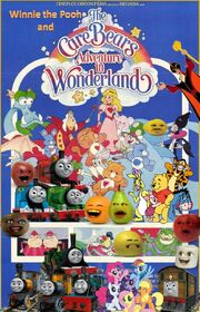 Winnie the Pooh and the Care Bear's Adventures in Wonderland