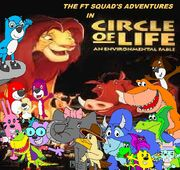 The FT Squad's Adventures in Circle of Life