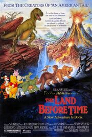 Pooh's Adventures of The Land Before Time poster