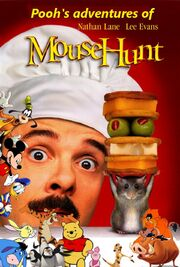 Pooh's adventures of Mouse Hunt Poster
