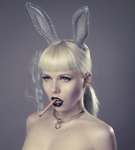 File:Bad Bunny by Brian Ziff, Vespertine.jpg