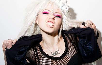 Kerli by Gino DePinto for AOL 4