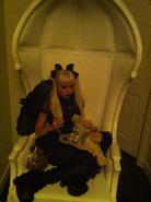 Kerli in New York during Fashion Week (4)