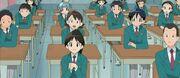 Class Fuyuki ep146 01