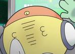 Kururu With no glasses