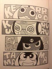 KeroKuruGiroTama