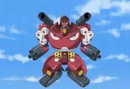 Giroro's Robot