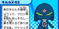 Kiruru version X-52