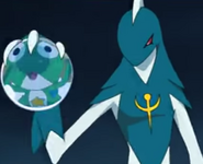 Ark type nightmare holding Keroro
