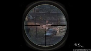 Clear Sniping and ACOG Scope