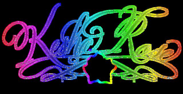 File:'Kesha Rose' Logo No Rose.png