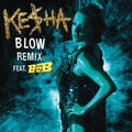 Blow (Remix) (feat. B.o.B.) cover 2