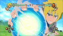 Naruto Shippuden Ultimate Ninja Storm 2 e