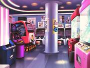 Indoor Anime Landscape -Scenery - Background- 106