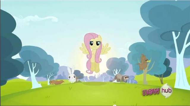 File:830px-Resolute Fluttershy S2E22.png
