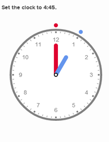 Clockset