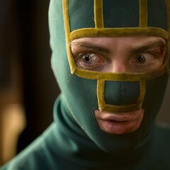 Kick-Ass after witnessing Hit-Girl kill Rasul and his thugs.