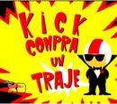 Kick Compra un Traje