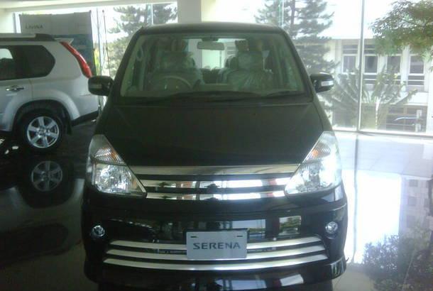 Image 2011 Nissan Serena Highway Star Autech Black 1