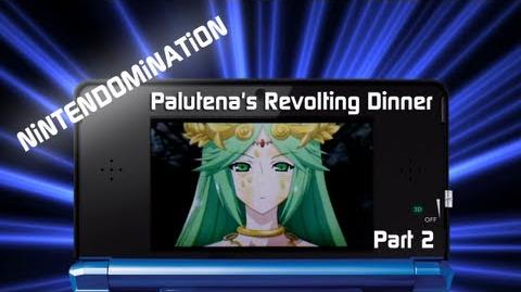 Kid Icarus Uprising - Palutena's Revolting Dinner 2 - (The Animated Series in BEST QUALITY)