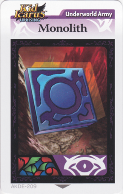 Monolitharcard
