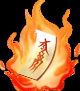 Flamecardart